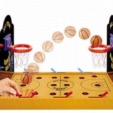 All Star Basketball Electronic Shooting Game