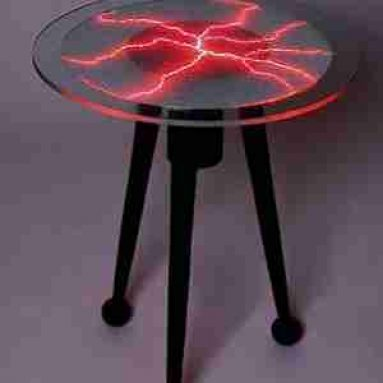 Plasma Light Table