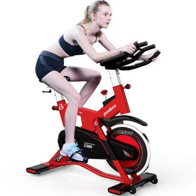 pooboo Pro Indoor Cycling Bike