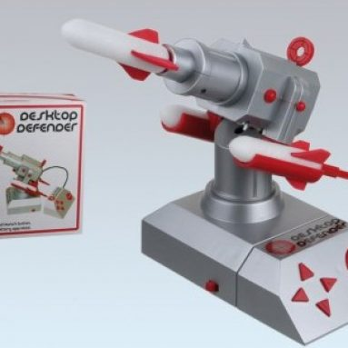 Desktop Defender Missile Launcher
