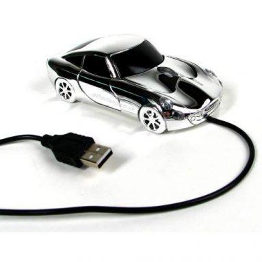 Street Car Optical Mouse
