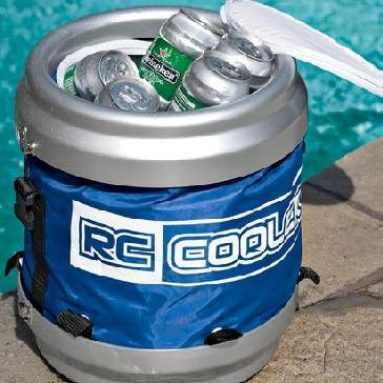 Radio-Controlled Cooler