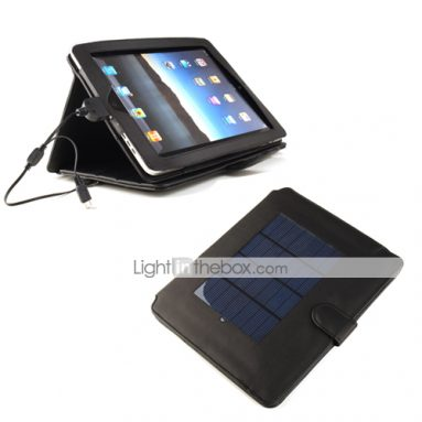 Solar Charger Battery Case Stand