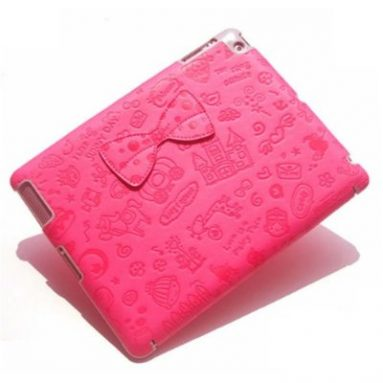 Magic girl Leather Case Cover Stand For iPad 2