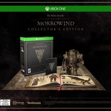 The Elder Scrolls Online: Morrowind – Xbox One Collector's Edition