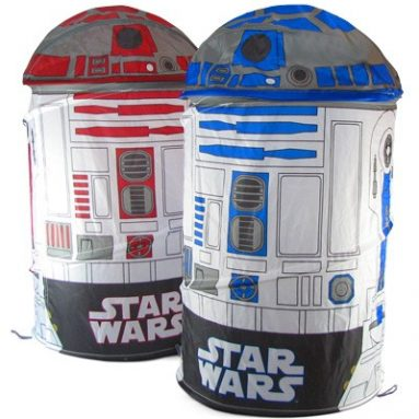 R2-D2 Laundry Baskets