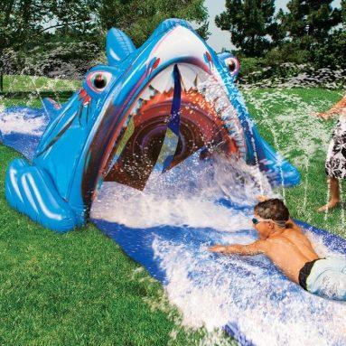 Shark Bite Slide