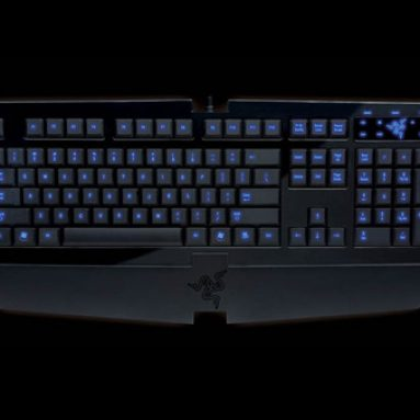Lycosa Gaming Keyboard