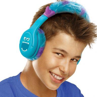 Monster's U Scary Hairy Headphones