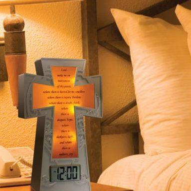 Bible Inspiration Clock