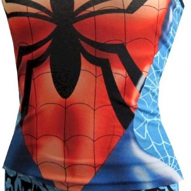 Spider-Girl Cami & Panty Set for women