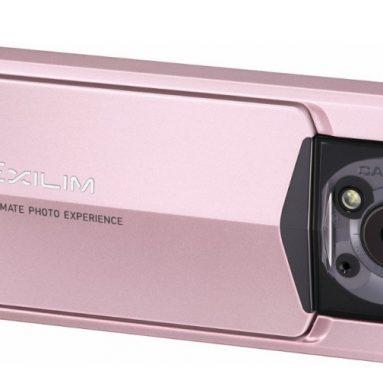Casio Tryx TR150 Digital Camera