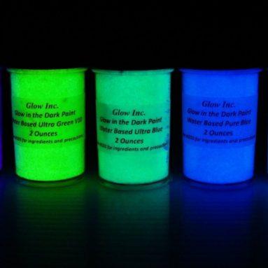 Glow in the Dark Sample Kit