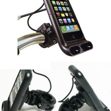 Ozaki iCarry Bicycle Mount for iPhone