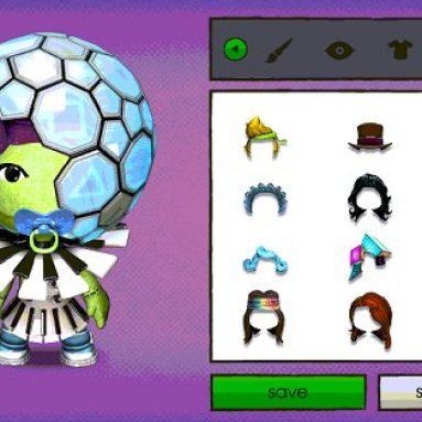 Facebook LittleBigPlanet app