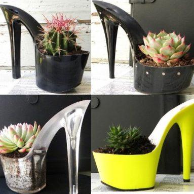 Stiletto planter