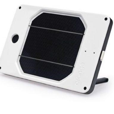 Solar Joos Orange Portable Solar Charger