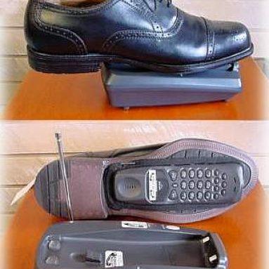 Shoe Cordless Telephone