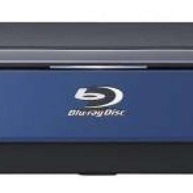 New Sony Blu-Ray Disc Players