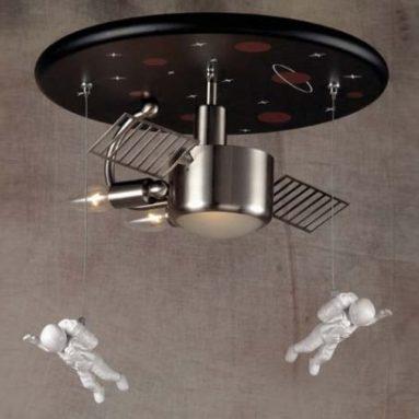 Space Explorer lighting