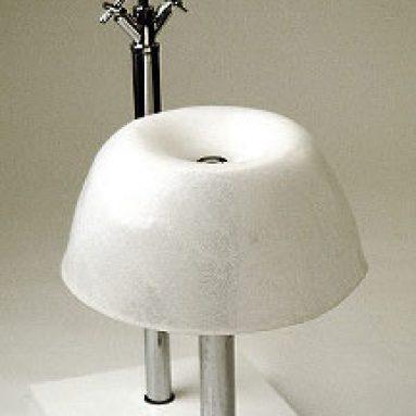 flexible rubber sink