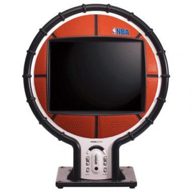 Basketball LCD Television