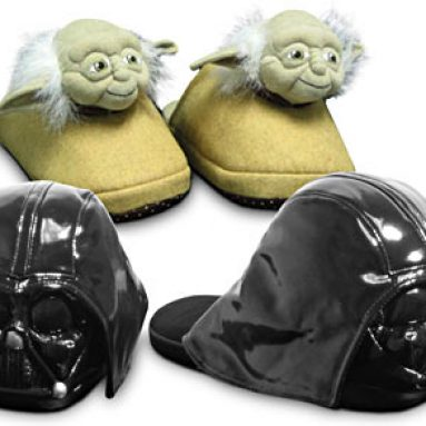 Star Wars Jedi Slippers