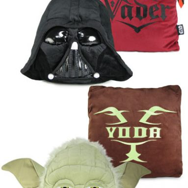 Star Wars Convertible Pillows