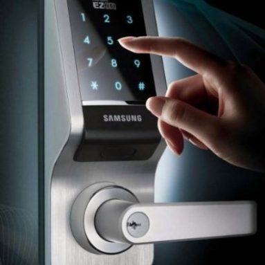 Samsung Touchpad Digital Door Lock