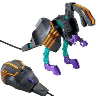 Transforming Laser Mouse – Trypticon