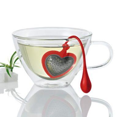 Tea-Egg Tea Heart
