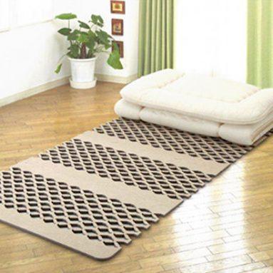 Futon bed mattress sleeping cooling absorbent pad