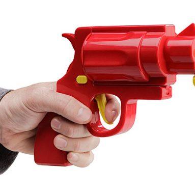 The Condiment Gun