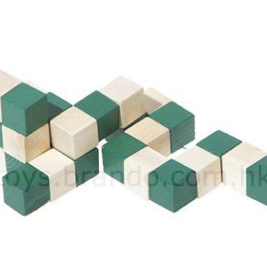 IQ Snake Cube
