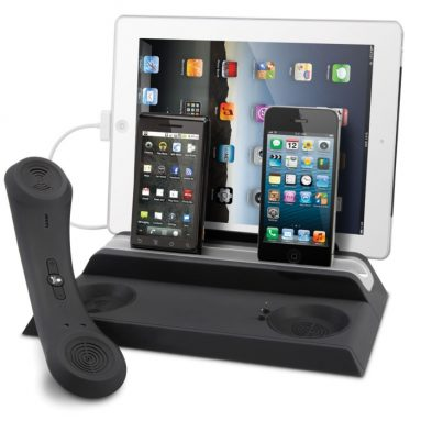 The Bluetooth Handset Quad Charger