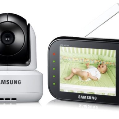 Samsung  Wireless Pan Tilt Video Baby Monitor