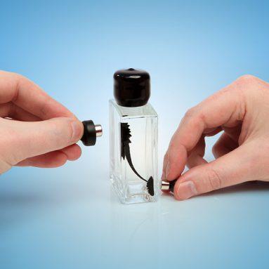 Ferrofluid Magnetic Display