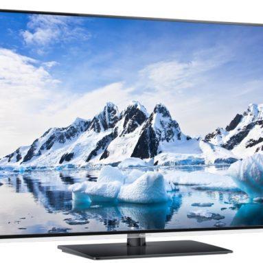 Panasonic 65-Inch 1080p 120Hz Smart LED HDTV