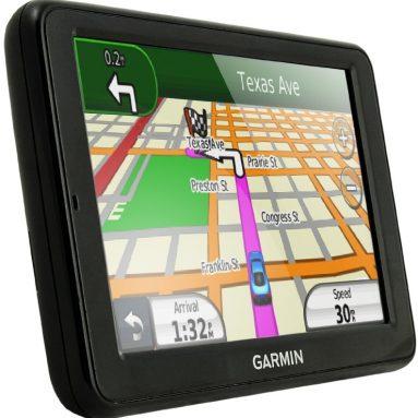 Garmin nüvi 5-Inch Portable Bluetooth GPS Navigator
