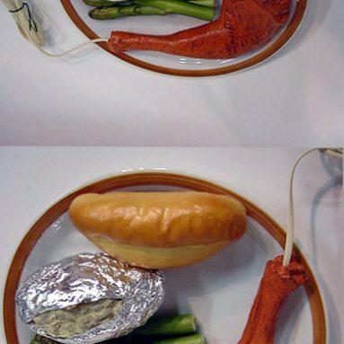 Turkey Dinner Telephone
