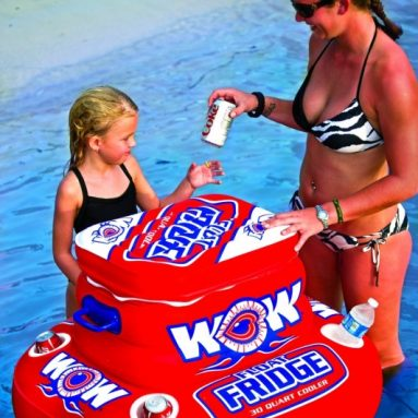 Cooler Floating Fridge