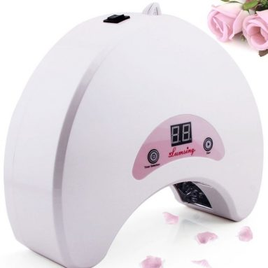 LED Gel & Shellac Curing Nail Dryer/Lamp/Light