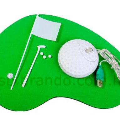 USB Golf Mouse