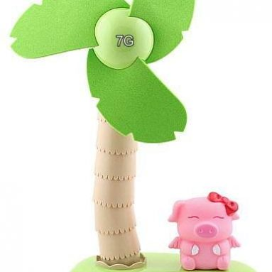 USB Miss Piggy Fan