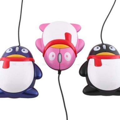 USB Penguin Mouse