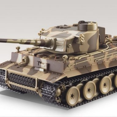 German Tiger I Battle Tank R/C