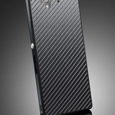 Sony Xperia Z Skin Decal Sticker Protector Anti Fingerprint Matte