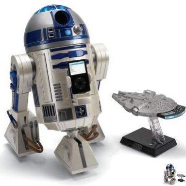 R2-D2 Home Theater System
