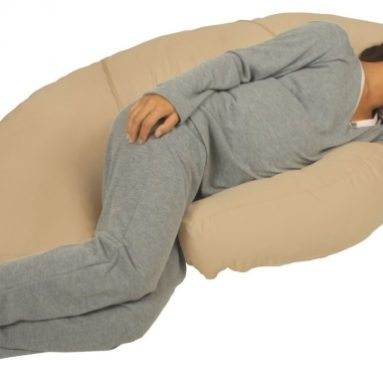 Bumper Contoured Body Pillow System