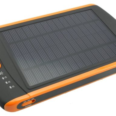 Solar Charger 23000mah USB External Rechargeable Portable Battery Pack